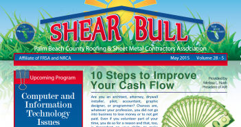 ShearBull for May 2015